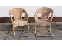 Wicker Chairs for Sale - (See description)