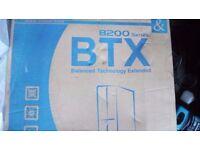 AOpen B200 BTX Computer Case