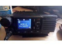 HYTERA MD 785 UHF DMR RADIO
