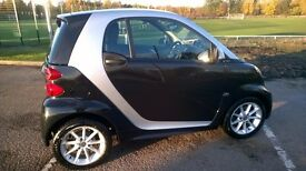 SMART FOR TWO COUPE AUTOMATIC £30 A YEAR ROAD TAX.