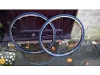 Mavic Krysium Elite racing wheelset