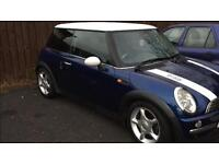 Stunning Mini Cooper Full MOT Chilli Pack May PX and Free Delivery, Credit / Debit cards accepted