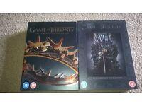 game of thrones boxset