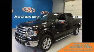 2014 Ford F-150 Lariat,4X4,LOW KM'S,FINANCE NOW!!