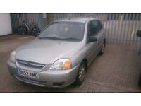 Kia rio 1.4 for sale.