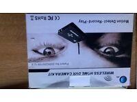 wireless dvr home camera kit