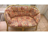 Set of 3 conservatory chairs