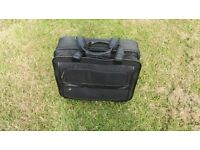 Laptop Case with trolley handle and wheels