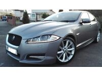 JAGUAR XF SPORT 3.0 V6 TD 275 bhp Premium Luxury 2012 private MOT 2019