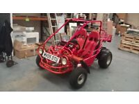 Two seater Road legal buggy,