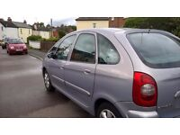 Citroen Xsara Picasso desire 2HDI for sale £350 MOT til Dec 16