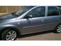 2005 Vauxhall Corsa Breeze 1.2 Petrol Manual