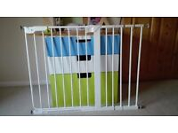 Safety Gate with extension up to 100cm