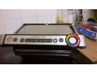 Tefal optical grill - unused but not boxed