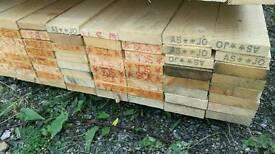 4x1 Rough Sawn Timber