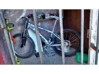 Saracen jump bike spairs or repairs