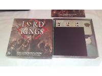 Lord of the Rings the Confrontation (2 player board game)