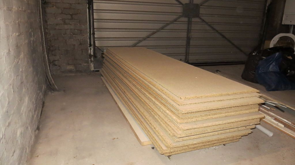 2400mm X 600mm Tongue And Groove Chipboard Flooring 18mm