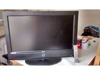 Tevion 32 inch LCD Television with Remote - HDMI, VGA, Scart, RGB