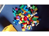 Megablocks, several sets are there, price including the box