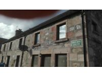 Spacious 2 Bed Flat, Evanton