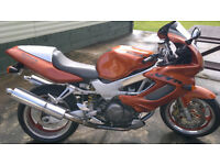 honda VTR 1000 fair condition for its year,must go,knead the room,cheep bike for some one !!!!!