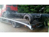 Leyland Daf45 130 recovery trucks
