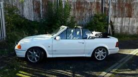Ford xr3 convertable