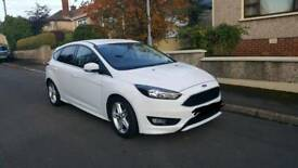 2016 Ford Focus zetec s 1.0 Turbo