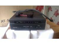 Ham radio. Kenwood AT-50 antenna tuner