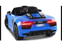 Fully licensed children's ride on car 12v with parental control(NEW)
