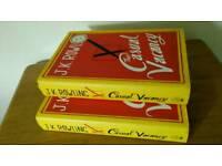 The Casual Vacancy Hardback Books! £3.00 each!!
