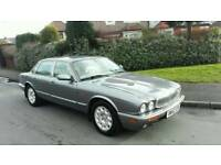 2002 JAGUAR XJ 3.2 V8 EXECUTIVE AUTO MET GREY LONG MOT FULL SERVICE HISTORY LOW MILES LOVELY CAR