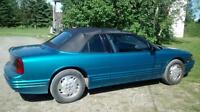 Oldsmobile Cutlass Decapotable 1993