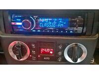 Sony DAB C/D Radio