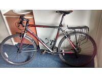 Dawes Discovery 401 hybrid bike