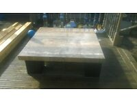 coffee table, quick sale