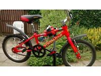 "16"" boys bike - Evans cycles"