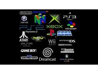 Looking for games & consoles