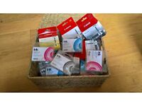 Assortment of Canon printer cartridges CLI-8.. (b&w and colour)