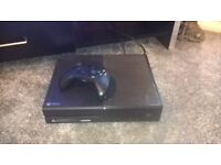 xbox one 500g with controller