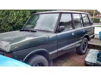 Range Rover Classic 3.9 (lpg)