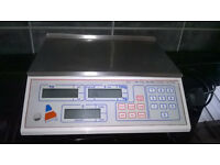 Electronic Weigh Scales excellent working order