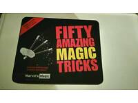 Magic tricks in a tin box