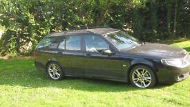 image for Saab, 9-5, Estate, 2008, Manual, 1985 (cc), 5 doors