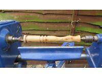 Wood turning lathe. Record Coronet No1. Cambridgeshire. PE27 4SW