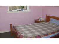 A double room has become available ( in our two-bedroom flat) - immediate entry!