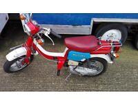 classic moped suzuki fz 50