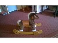 Mamas and Papas Rock & Ride Horse