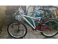 claud butler alloy mountain bike